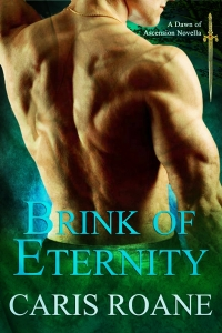 z 3 jpeg - Book Cover - BRINK OF ETERNITY -  Caris Roane