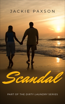 Scandal kindle cover